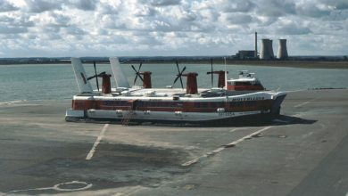 Photo of HSC Prince of Wales (GH 2054) – Past and Present