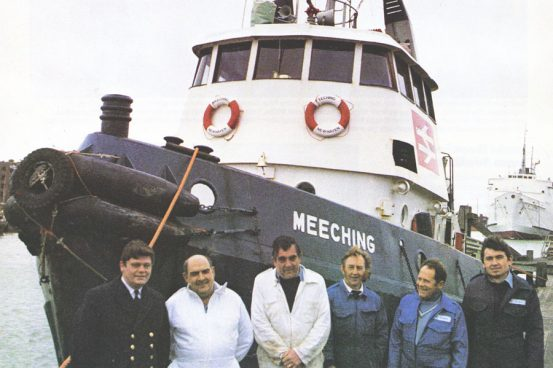 Sealink News, Nigel Thornton Collection