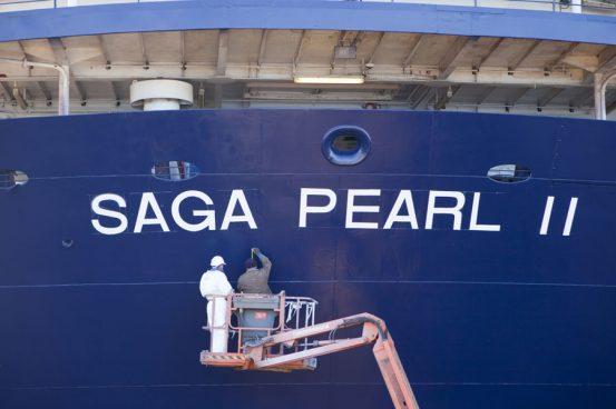 © Saga Shipping