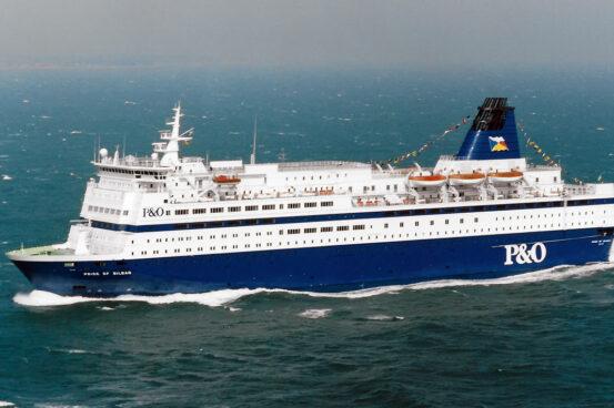 © Fotoflite, provided by P&O European Ferries (1993)