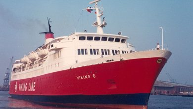 Photo of MV Viking 6 – Past and Present