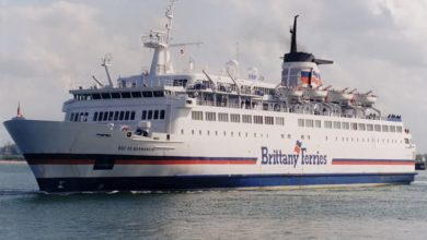 Photo of MV Duc de Normandie (Prinses Beatrix 1978) – Past and Present