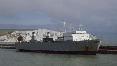 Photo of MV Norman Commodore – Past and Present