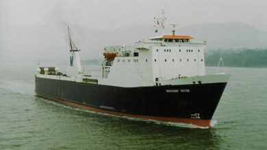 Photo of MV Merchant Victor – Past and Present