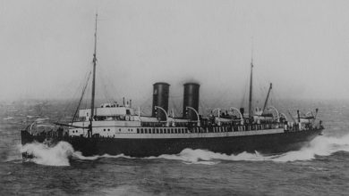 Photo of Ts Maid of Orleans (I) – Past and Present