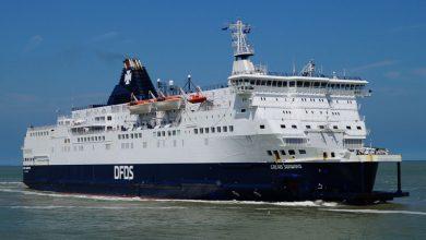 Photo of MV Calais Seaways – Past and Present
