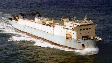 Photo of MV Scandinavia (1974) – Past and Present