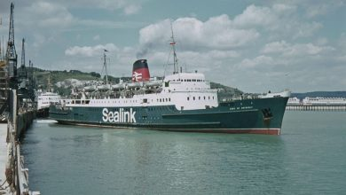 Photo of TS Duke of Rothesay (III) – Past and Present