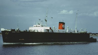 Photo of MV Essex Ferry (II) – Past and Present