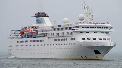 Photo of MV Voyager – Past and Present