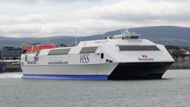 Photo of HSS Stena Explorer – Past and Present.