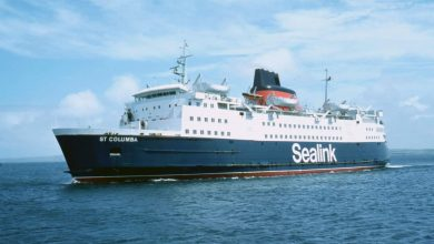 Photo of MV St Columba – Past and Present