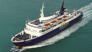 Photo of MV Spirit of Independence – Past and Present