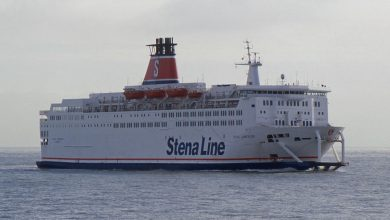 Photo of MV Stena Empereur – Past and Present