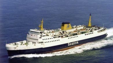 Photo of MV Prins Philippe (III) – Past and Present.