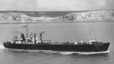 Photo of Empire Shearwater – Past and Present