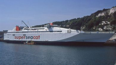 Photo of HSC Superseacat Two – Past and Present