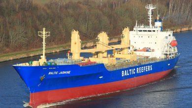 Photo of MV Baltic Jasmine – Past and Present