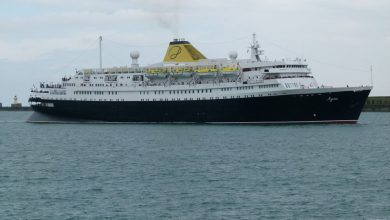 Photo of MV Stockholm (MV Athena…..Astoria) – Past and Present