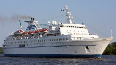 Photo of MV Kazakhstan – Past and Present