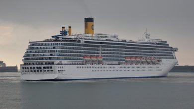 Photo of Costa Mediterranea Arrival