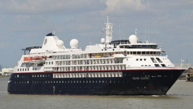 Photo of MV Silver Cloud – Past and Present