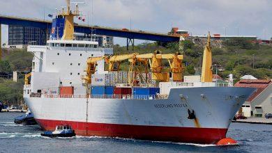 Photo of MV Nederland Reefer – Past and Present