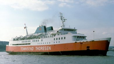 Photo of MV Viking Venturer – Past and Present