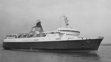 Photo of MV St George (II) – Past and Present