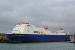 Commodore Goodwill in St Helier © Ray Goodfellow