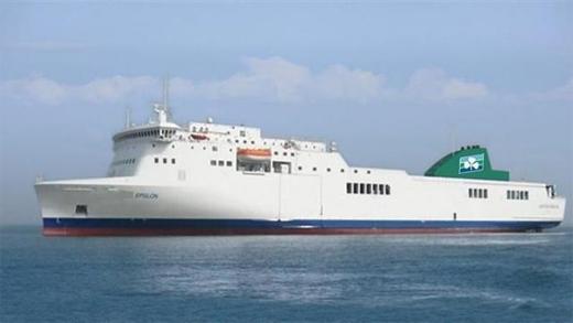 © Irish Ferries