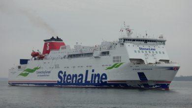Photo of MV Stena Nordica – Past and Present