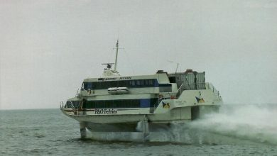 Photo of GTS (16) JetFerry Two – Past and Present