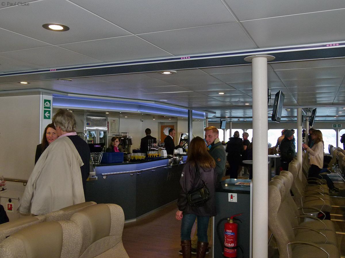 Ocean Plus - Horizon Lounge - Bar