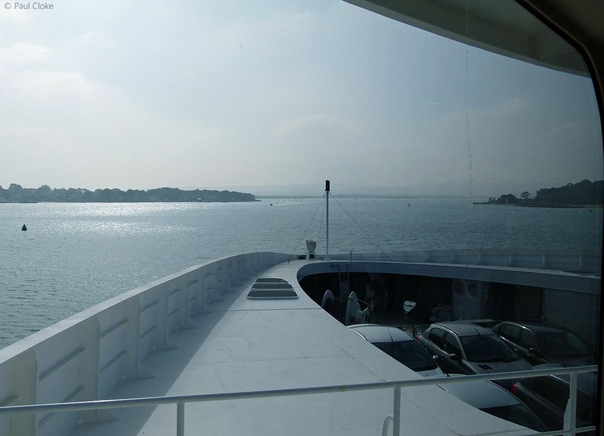 Ocean Plus - Horizon Lounge - View Forward