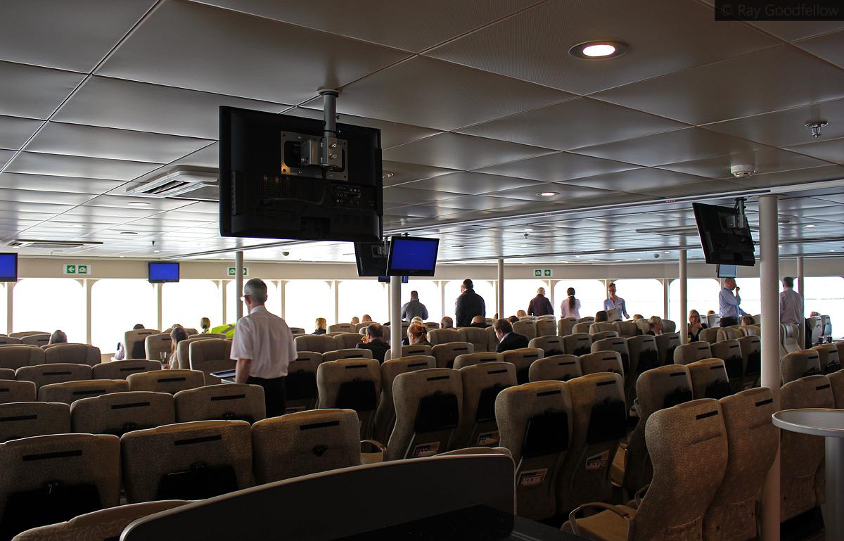 Ocean Plus - Horizon Lounge - Seating