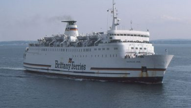 Photo of MV Duchesse Anne – Past and Present