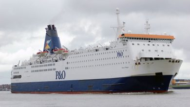 Photo of MV Pride of Bruges – Past and Present