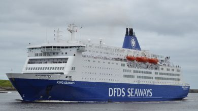 Photo of MV King Seaways – Past and Present