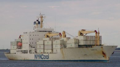 Photo of MV Summer Bay – Past and Present