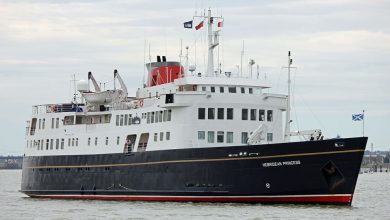 Photo of MV Hebridean Princess – Past and Present
