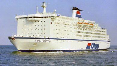 Photo of MV Olau Hollandia (II) – Past and Present