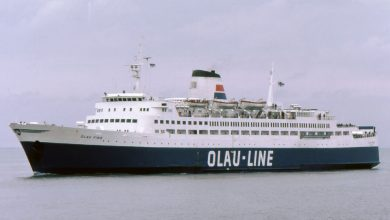 Photo of MV Olau Finn – Past and Present