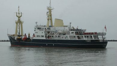 Photo of THV Patricia (III), Past and Present