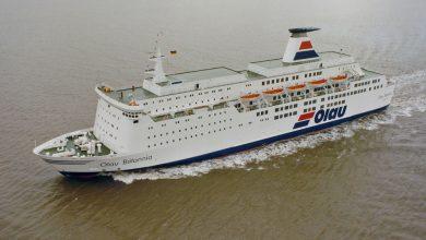 Photo of MV Olau Britannia (I) – Past and Present