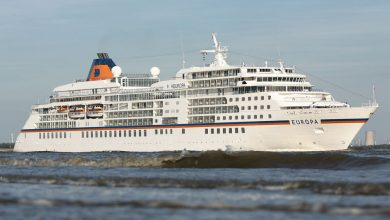 Photo of MV Europa – Past and Present