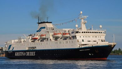 Photo of MV Ocean Endeavour – Past and Present