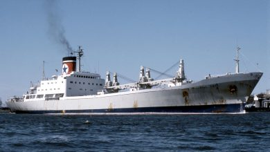 Photo of Mv Castle Peak – Cargo from the Past
