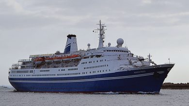 Photo of MV Marco Polo – Past and Present