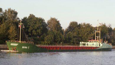 Photo of MV Nina I, Past and Present